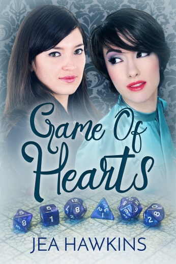 Game of Hearts - a geeky lesbian romance by Jea Hawkins