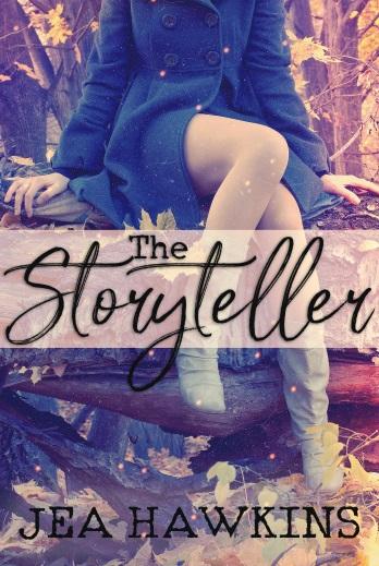 The Storyteller - a historical lesbian romance by Jea Hawkins