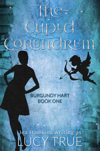 The Cupid Conundrum: Burgundy Hart, Book One